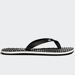 NWOT adidas Eezy Dots Flip Flops